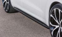Seitenschweller Set links/rechts G&S Carbon passend für Maserati Levante