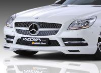 Piecha Accurian RS Frontspoilerlippe passend für Mercedes SLK R172