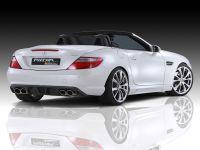 Piecha Accurian RS Heckdiffusor groß passend für Mercedes SLK R172