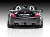 Piecha Accurian RS Heckdiffusor für AMG Heckschürze passend für Mercedes SLK R172