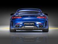 Piecha Heckstoßstange mit Carbon Diffusor passend für Mercedes AMG GT W190
