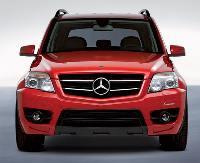 Lorinser Nebel-Abbiegelicht-Satz  passend für Mercedes GLK