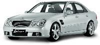 Lorinser Nebelscheinwerfersatz (Satz re./li.) passend für Mercedes E-Klasse W211