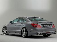 Lorinser rear bumper add on part   fits for Mercedes CLS W218