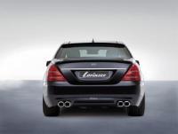 Lorinser Heckstoßstange  passend für Mercedes S-Klasse W221