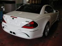 Lorinser Hecklippe  passend für Mercedes SL R 230