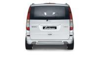 Lorinser Heckstoßstange Version Kompakt passend für Mercedes Vito/Viano 639