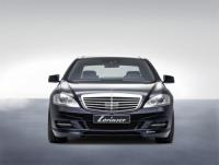 Lorinser Trägerteil für Nebel- und Tagfahrlicht Satz  passend für Mercedes S-Klasse W221