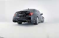 Lorinser Heckschürze mit Parktronic passend für Mercedes S-Klasse W222