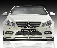 PIECHA RS Frontspoilerlippe für AMG Styling passend für Mercedes E-Klasse C207
