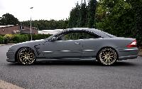Prior-Design side skirts  fits for Mercedes CL Coupe W215