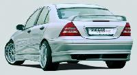 Rieger Heckscheibenblende  passend für Mercedes C-Klasse W203