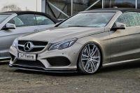 Spoilerschwert für AMG Front Noak passend für Mercedes E-Klasse C207