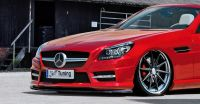 Noak Spoilerschwert /Cupschwert für AMG Front passend für Mercedes SLK R172