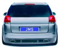 JMS Heckansatz Racelook ohne Gitter passend für Opel Signum