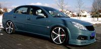 JMS Frontlippe Racelook passend für Opel Signum