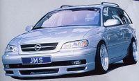 JMS Frontlippe Racelook Omega 2000 passend für Opel Omega B