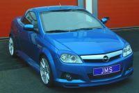 JMS Frontlippe Racelook passend für Opel Tigra Twintop