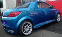 JMS Seitenschweller Racelook passend für Opel Tigra Twintop