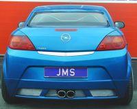 JMS Heckansatz Racelook passend für Opel Tigra Twintop