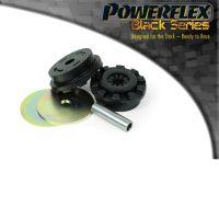 Powerflex Black für Ford Escort MK5,6/&7 inc RS2000 Achse zu Karosserie HA