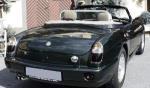 JMS Windschott passend für MG MG RV8
